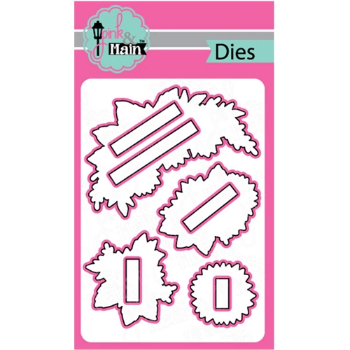 Pink and Main SUNNY GREETINGS Dies PNM297 Preview Image