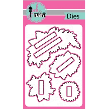Pink and Main SUNNY GREETINGS Dies PNM297