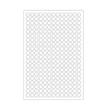 Simon Says Stamp Stencil BUBBLE WRAP ssst121488 Stamptember