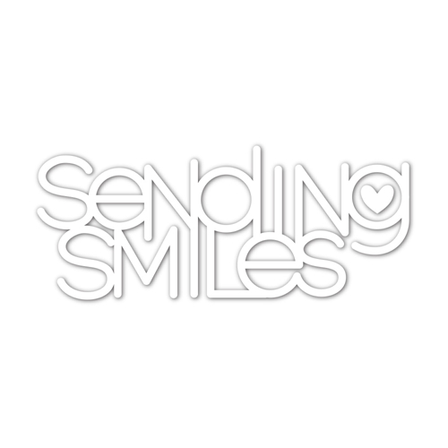 Simon Says Stamp SENDING SMILES Wafer Dies sssd112179 Stamptember Preview Image