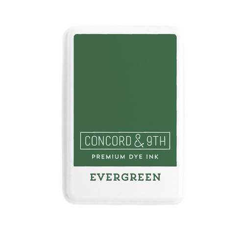 Concord & 9th EVERGREEN Ink Pad 10848 Preview Image