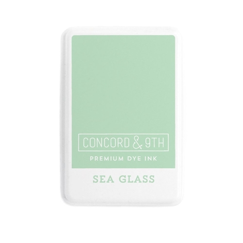 Concord & 9th SEA GLASS Ink Pad 10850 Preview Image
