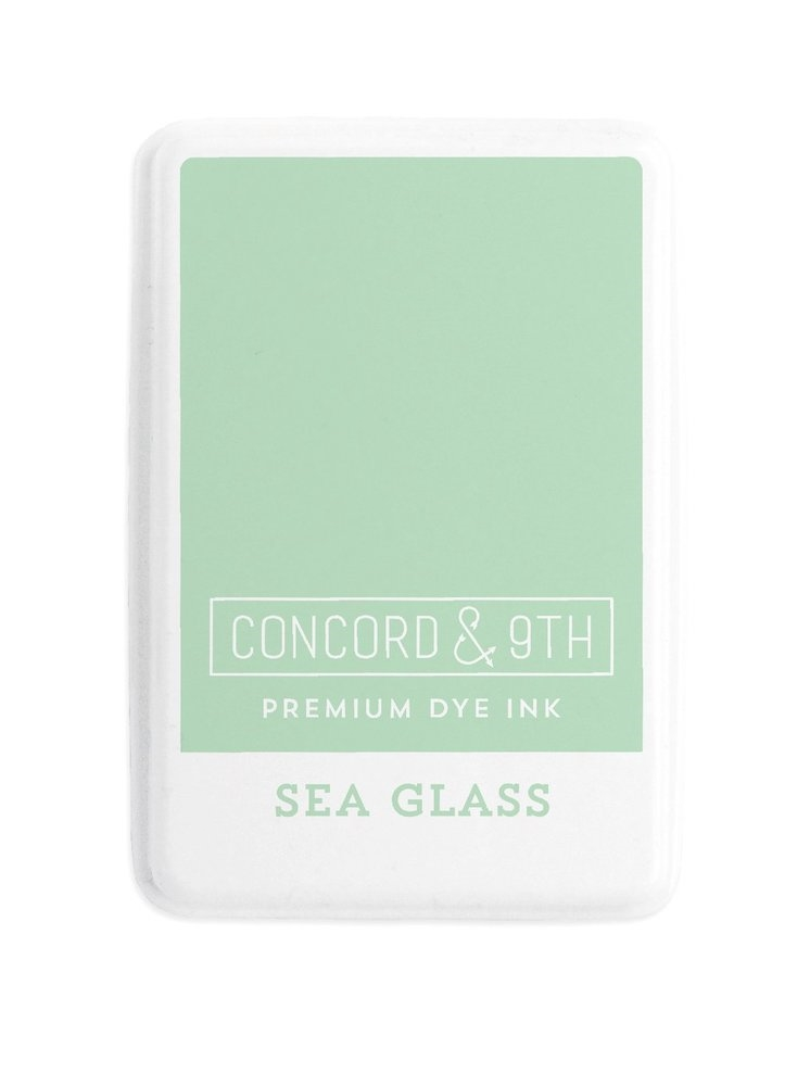 Concord & 9th SEA GLASS Ink Pad 10850 zoom image