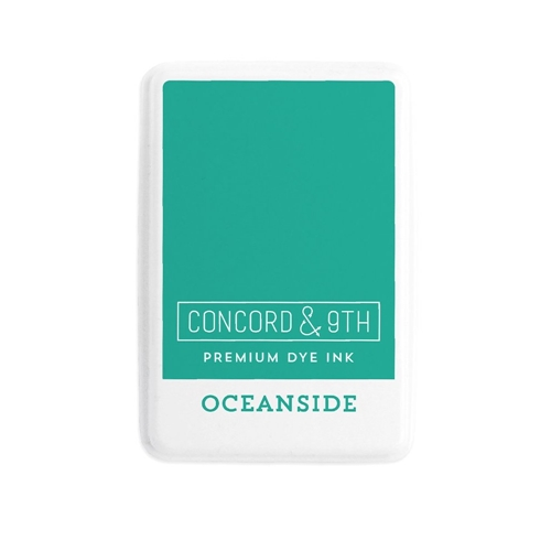 Concord & 9th OCEANSIDE Ink Pad 10852 Preview Image