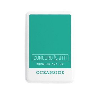 Concord & 9th OCEANSIDE Ink Pad 10852