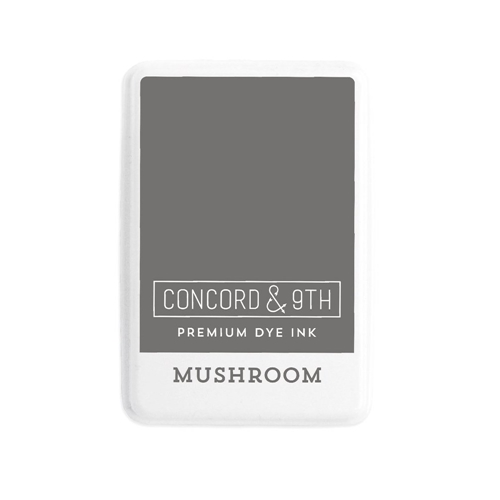 Concord & 9th MUSHROOM Ink Pad 10856 Preview Image