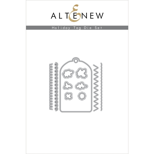 Altenew HOLIDAY TAG Dies ALT4440 Preview Image