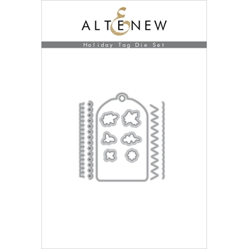 Altenew HOLIDAY TAG Dies ALT4440