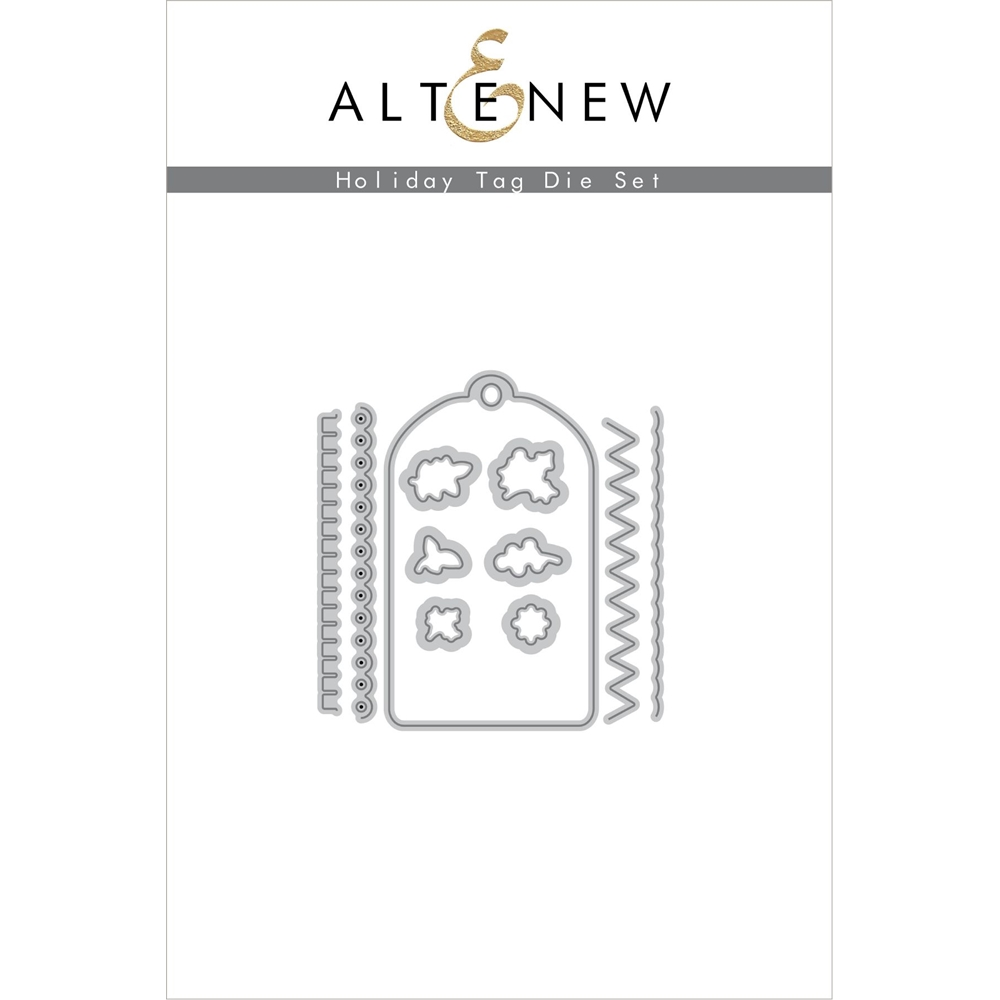 Altenew HOLIDAY TAG Dies ALT4440 zoom image