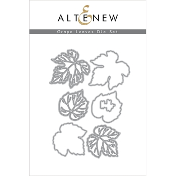 Altenew GRAPE LEAVES Dies ALT4432