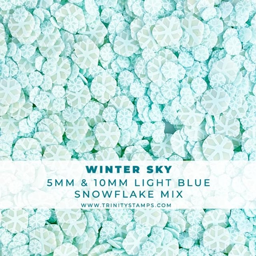 Trinity Stamps WINTER SKY Embellishment Box tsb081 Preview Image