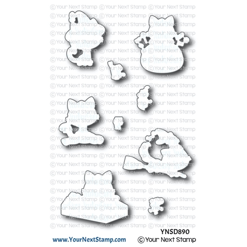 Your Next Die HAPPY MEOWOWEEN ynsd890 Preview Image