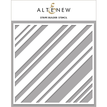 Altenew STRIPE BUILDER Stencil ALT4476