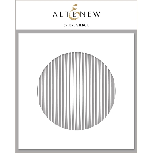 Altenew SPHERE Stencil ALT4475 Preview Image