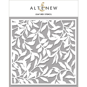 Altenew LEAF BED Stencil ALT4471