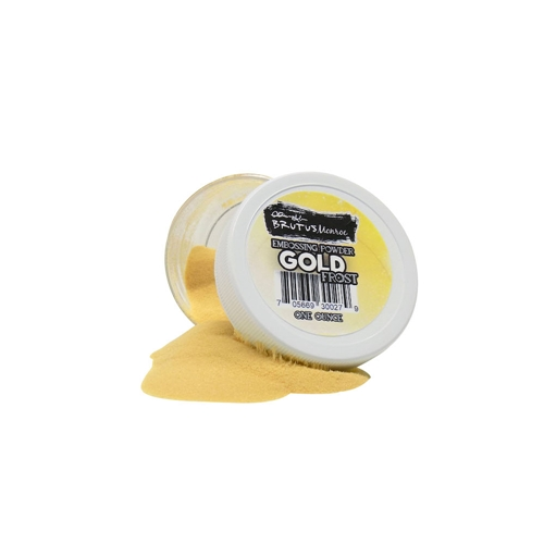 Brutus Monroe GOLD FROST Embossing Powder bru0279 Preview Image