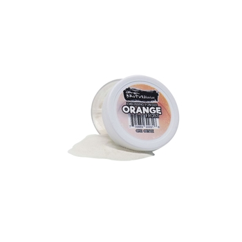 Brutus Monroe ORANGE FROST Embossing Powder bru0316