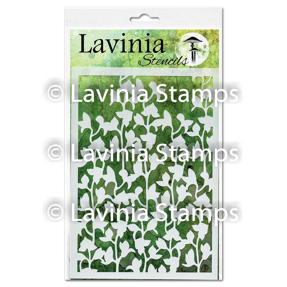 Lavinia Stamps ORCHID Stencil ST009 zoom image