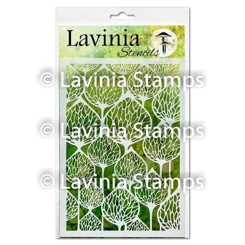 Lavinia Stamps PODS Stencil ST011 Preview Image