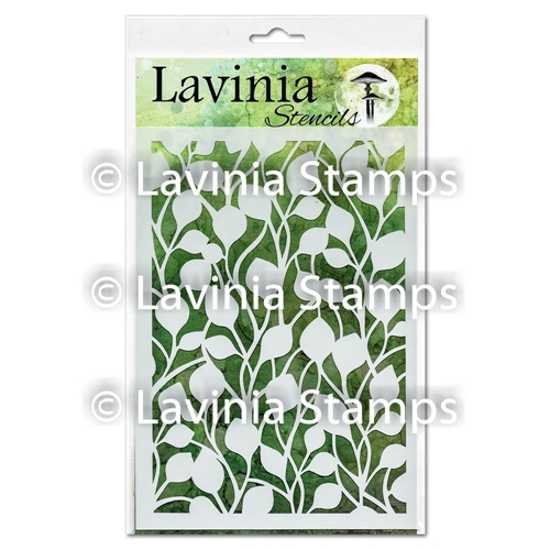 Lavinia Stamps BUDS Stencil ST002 Preview Image