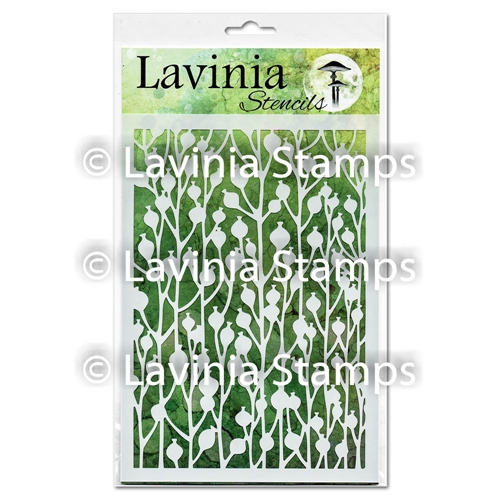 Lavinia Stamps BERRY Stencil ST001 Preview Image