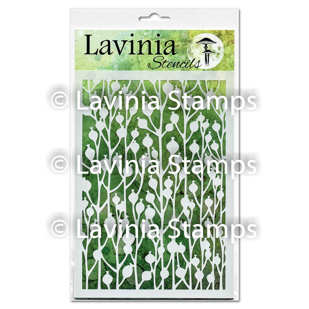 Lavinia Stamps BERRY Stencil ST001 zoom image