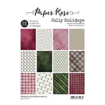 Paper Rose JOLLY HOLIDAYS Paper Pack 20000*