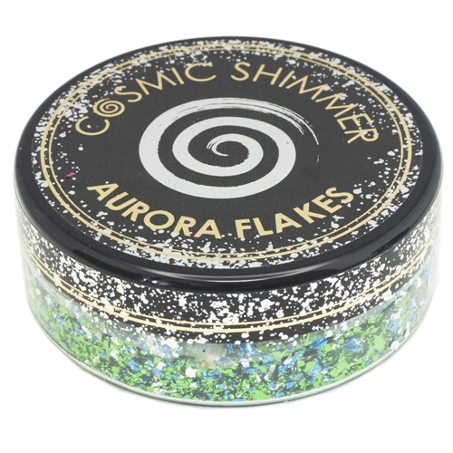 Cosmic Shimmer ICY LAGOON Aurora Flakes csaflag Preview Image