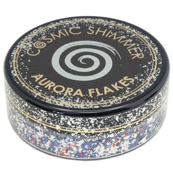 Cosmic Shimmer ROYAL SPARKLE Aurora Flakes csafroyal