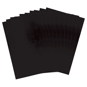 Sizzix BLACK SHRINK PLASTIC Surfacez 664676