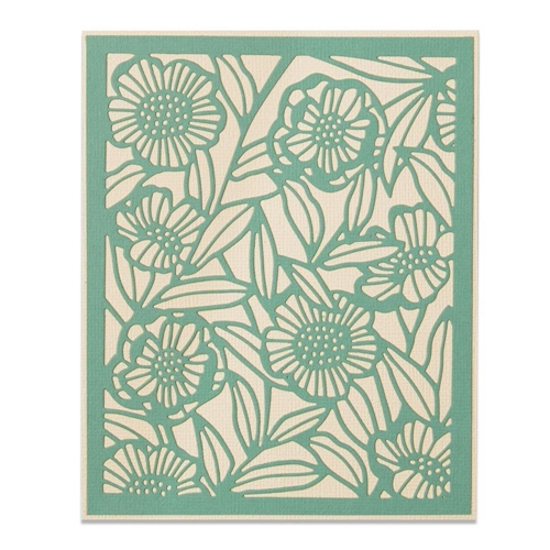 Sizzix MINIMAL FOLIAGE Thinlits Die 664498 Preview Image
