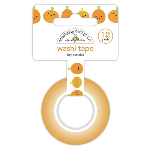 Doodlebug HEY PUMPKIN Washi Tape Ghost Town 6928 Preview Image
