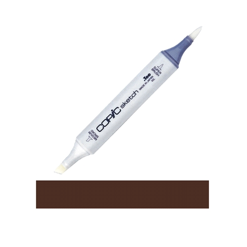 Copic Sketch Marker E79 CASHEW Dark Brown Preview Image
