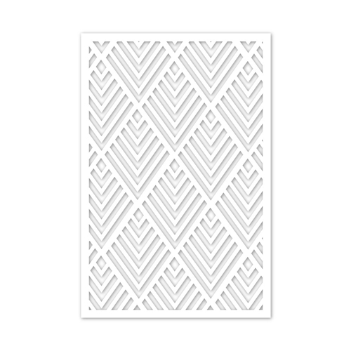 Simon Says Stamp Stencil MEGA DECO ssst121498 Make Merry Preview Image