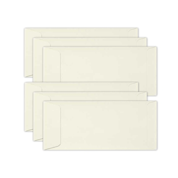 Simon Says Stamp Envelopes SLIMLINE CREAM Open End sss77