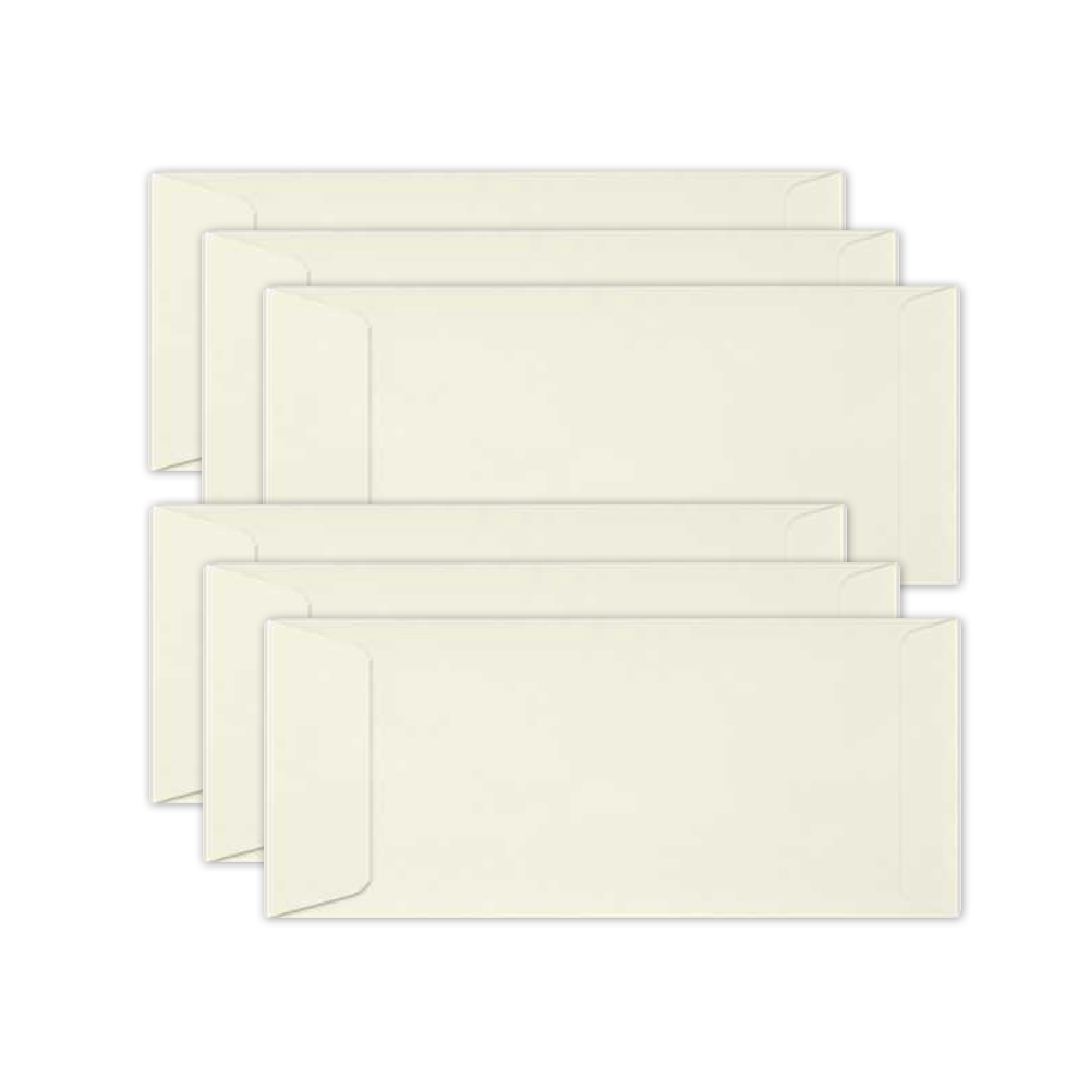 Simon Says Stamp Envelopes SLIMLINE CREAM Open End sss77 zoom image