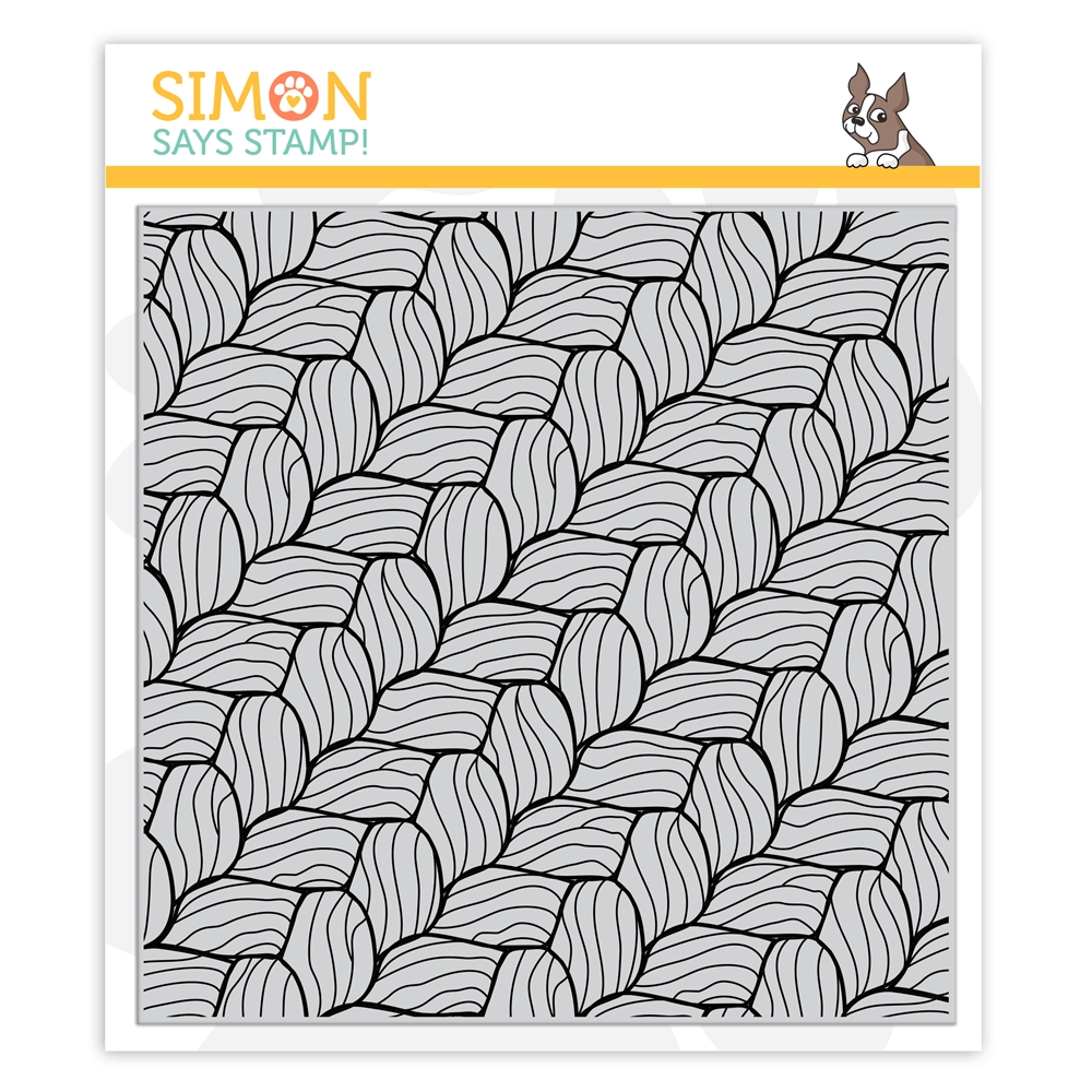 Simon Says Cling Stamp CHUNKY SWEATER sss102238 Make Merry zoom image