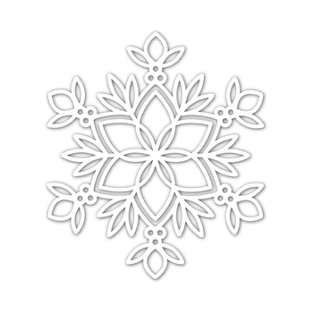 Simon Says Stamp SOPHIE SNOWFLAKE Wafer Die sssd112231 Make Merry