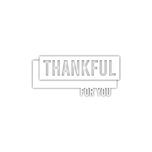 Simon Says Stamp THANKFUL FOR YOU Wafer Die sssd112194 Make Merry Preview Image