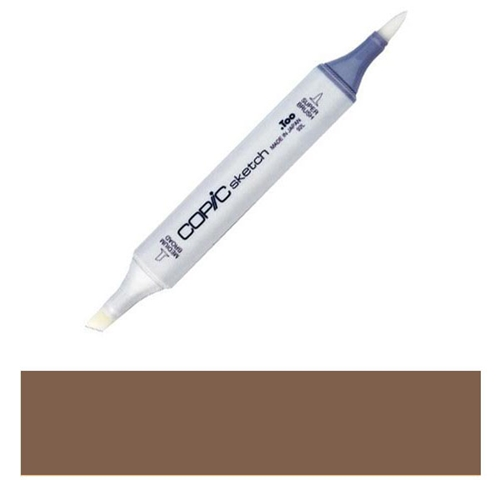 Copic Sketch Marker E77 MAROON Dark Red Preview Image
