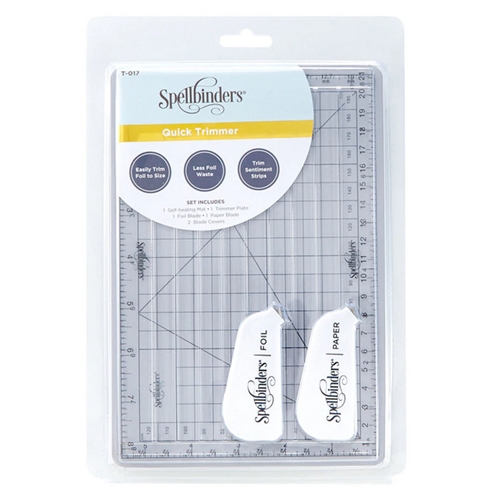 T017 Spellbinders QUICK TRIMMER  Preview Image