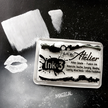 Inkon3 ATELIER SHARK TOOTH Fusion Ink Pad 04085