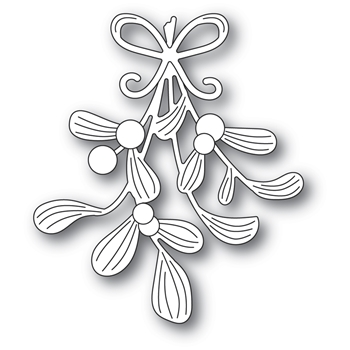 Memory Box MISTLETOE BUNDLE Craft Dies 94484