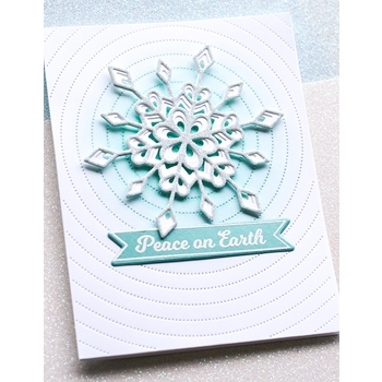 Birch Press Design FROSTY FLAKE LAYER SET Craft Dies 57388