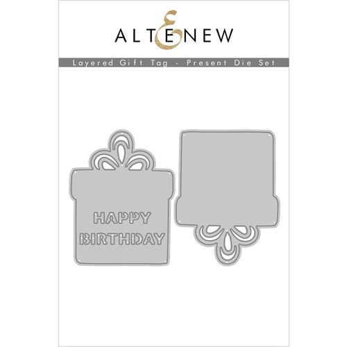 Altenew LAYERED GIFT TAG PRESENT Dies ALT4557 Preview Image