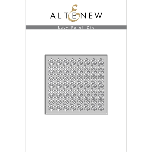 Altenew LACY PANEL COVER Die ALT4552 Preview Image