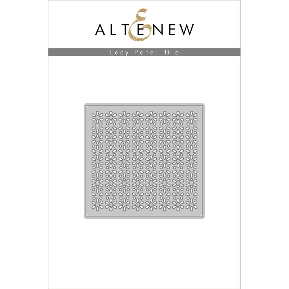 Altenew LACY PANEL COVER Die ALT4552 zoom image