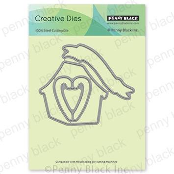 Penny Black SWEETEST CHRISTMAS Thin Metal Creative Dies 51 696* Preview Image