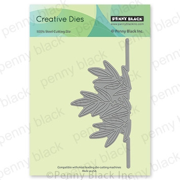 Penny Black WINTER GREENS Thin Metal Creative Dies 51 667* Preview Image