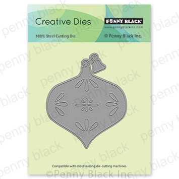 Penny Black ADORN Thin Metal Creative Dies 51 666* Preview Image